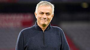 «Сегодня полуфинал Лиги чемпионов, но весь мир говорит о Моуринью». Легендарный португалец возглавил «Рому»