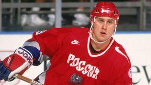 Легендарный гол хоккеиста Могильного. Через 7 лет после побега в США он наказал вратаря-пижона на Кубке мира