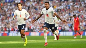 Дубль Лингарда помог Англии разгромить Андорру в квалификации ЧМ