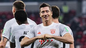 «Бавария» и «УАНЛ Тигрес» сыграют в финале клубного ЧМ. Сделать прогноз на матч можно с бонусом до 10000 рублей