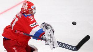 Самонов: «Первый период мы перетерпели. Шведы всегда отлично проводят начало матча, в Москве тоже кружили-вертели»
