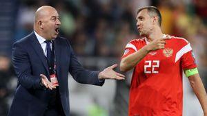 ВАнглии говорят, что Россия может несыграть наЧМ-2022 из-за санкций WADA. Это правда?
