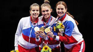 Россия не отдает золото в сабле две Олимпиады подряд! Уступали Франции, но Никитина сделала невозможное