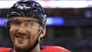 600-й гол Овечкина признан лучшим в НХЛ в 2018 году