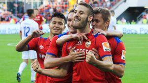 Самый дорогой трансфер в истории ЦСКА начал работать. Влашич разнес «Оренбург»