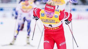 Норвежский журналист намекнул на допинг у русской лыжницы Сориной. Он объяснил это печальной историей лыж в России