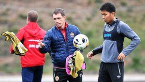 «Гончаренко говорил, что ему нравится Япония». Нисимура — о Португалии, возвращении домой и ЦСКА