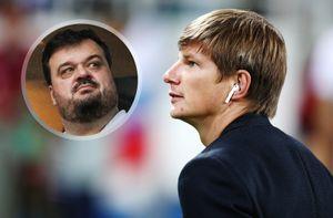 Аршавин высказался оконфликте Уткина иСоловьева: «Оба талантливые иумные люди, нояскорее наВасиной стороне»