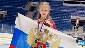Трусова: «Впланах— выучить все четверные прыжки ипобедить наОлимпиаде»