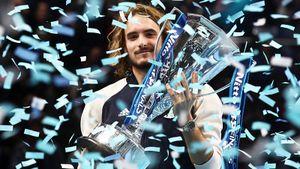 Циципас— лучший теннисист мира! Ну, если судить поИтоговому турниру ATP