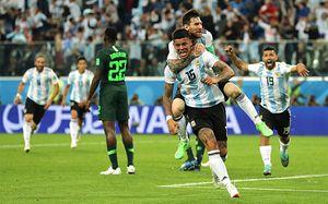 Бывший спартаковец вытащил Аргентину в плей-офф. Марадона в экстазе