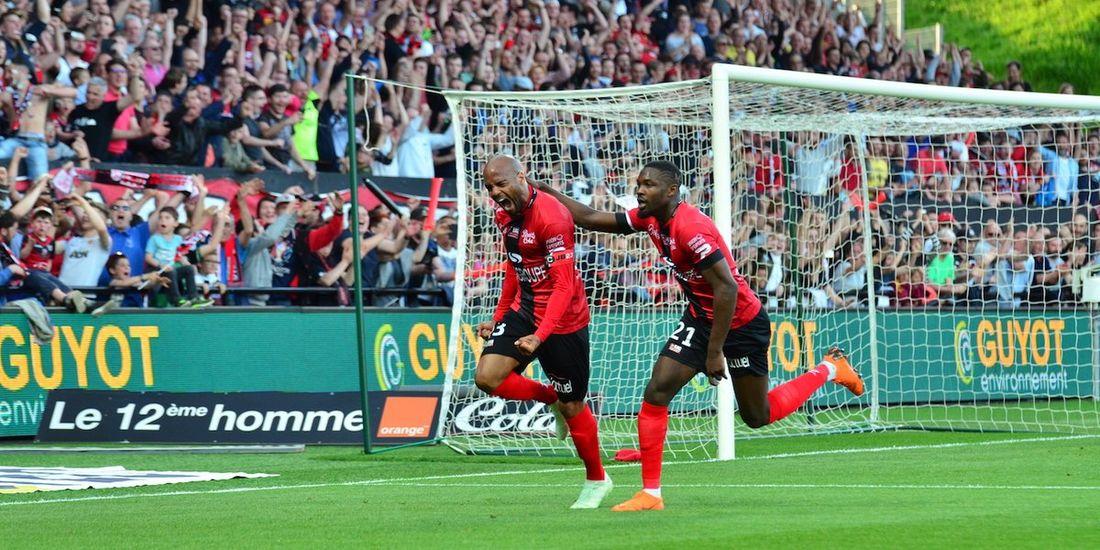 Футболисты «Монако» вменьшинстве проиграли «Генгаму» вчемпионате Франции
