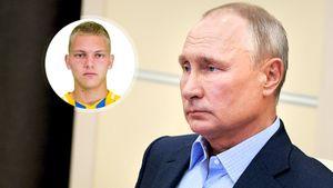 «Надеюсь, Россия придет к процветанию с великим президентом». Футболист Калугин против обнуления сроков Путина