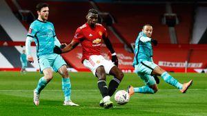 Матч 34-го тура АПЛ между «Манчестер Юнайтед» и «Ливерпулем» перенесен на 13 мая