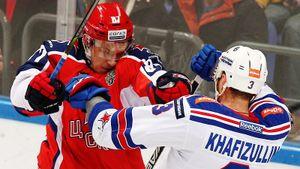 ЦСКА против СКА — 3:1. Москва победила во втором матче армейской серии. Как это было