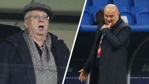 Жириновский: «Игроки сборной России в матче с Сербией мстили Черчесову за то, что он незаслуженно убрал Дзюбу»