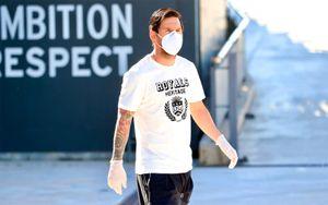 Месси идругие игроки «Барселоны» сдали тесты накоронавирус перед возвращением ктренировкам