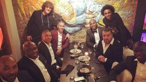 В этом ресторане ужинают все звезды: Неймар, Азар, Роналдо. Нет, им не владеет турецкий мачо