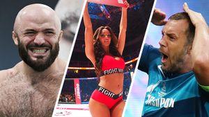 Исмаилов предложил заменить ринг-герл на Дзюбу во время боя с Минеевым и запросил 30 млн рублей