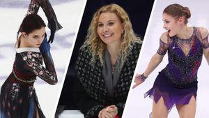 Косторная и Тутберидзе победили в премии ISU Skating Awards, Медведева и Щербакова — нет. Как это было
