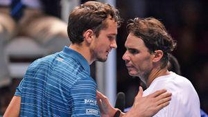 Медведев вновь сместил Надаля со 2-го места в рейтинге ATP