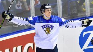 Специалист поголам вбольших матчах. 18-летний вундеркинд Какко— самый опасный форвард Финляндии