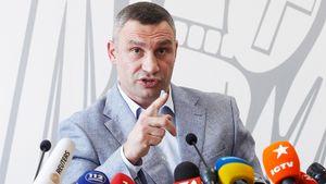«Украина была бы частью Российской империи, если б не партнеры». Кличко о встрече с адвокатом Трампа