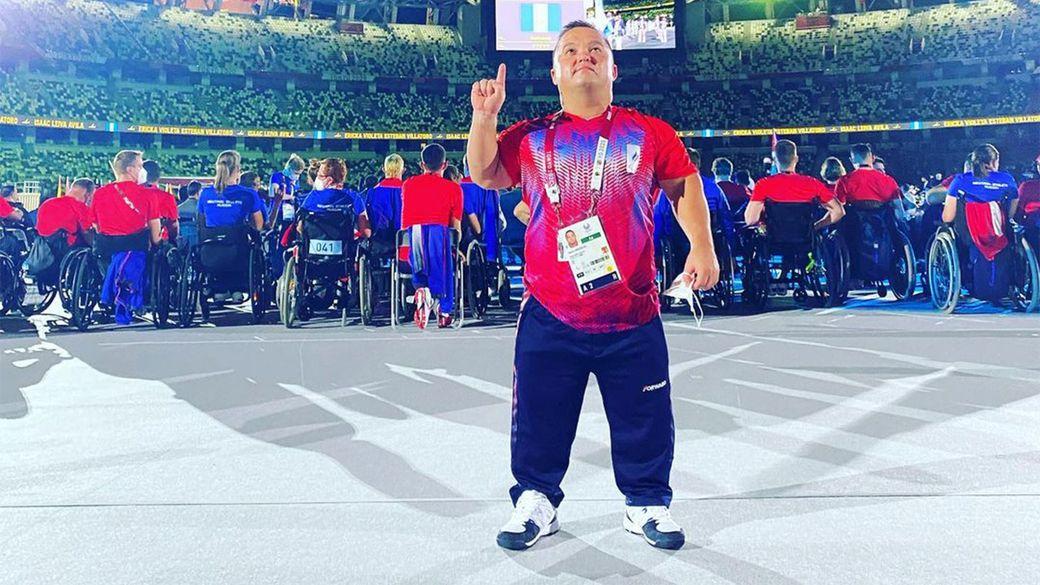 Чемпион Паралимпиады Гнездилов: Было чувство досады, потому что у соперников играли гимны, а у нас  Чайковский