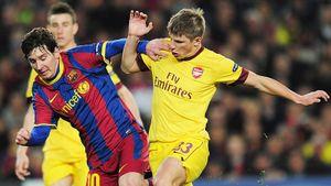 Аршавин: «Когда мной интересовалась «Барселона», «Зенит» ответил им, что обменяет меня только на Месси»