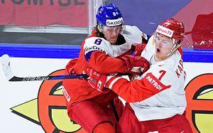 Россия впервые проиграла на хоккейном ЧМ. Команда Воробьева не справилась с чешскими звездами из НХЛ