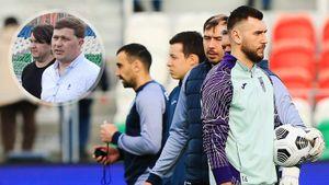 Газизов ответил на обвинения в странном характере игры с «Ахматом»: «Пусть посмотрят матч, и тогда все станет ясно»