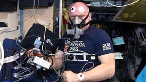 Продуманный рацион и физические нагрузки. Как поддерживают себя в форме космонавты МКС