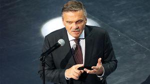 Президент ИИХФ: «Мыточно небудем переносить ЧМ-2020 изШвейцарии. Почти нет сомнений, что непроведем турнир»