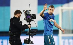 Дзюба впервые высказался омассовых задержаниях болельщиков «Спартака» вСанкт-Петербурге