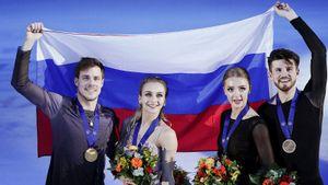 «Синицина и Кацалапов уделали французов. До крика радуюсь!» Комментатор оценил победу россиян