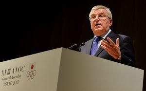 Президент МОК прокомментировал возможность отстранения России отОлимпиады-2020