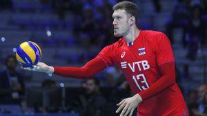 Агент Мусэрского исключил вероятность пропуска волейболистом Олимпиады из-за травмы