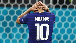 Провал самого дорогого игрока мира на Евро. Франция вылетает из-за упущенных моментов и промаха с пенальти Мбаппе