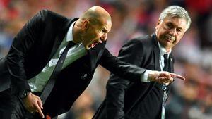 Зидан уйдет из «Реала» после сезона. Кандидаты на замену — Рауль, Аллегри и Анчелотти