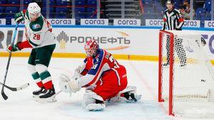 Большой хоккей вернулся в Россию после пандемии. ЦСКА забил уже на 51-й секунде, но все равно проиграл Казани