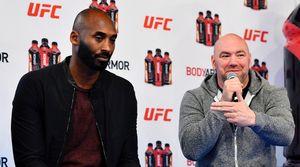 «Какой ужас!» Президент UFC отреагировал нагибель легенды НБА Коби Брайанта