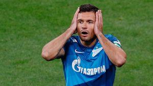 Ловрен не поможет «Зениту» в матче с «Краснодаром»
