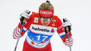 Без беременных лыжниц женская сборная России смотрится грустно. Проигрыш в эстафете 2,5 минуты