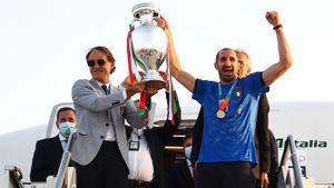 Италия должна была проиграть в финале Евро, но все изменил Манчини. И почему он не работал так в России?