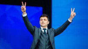 Зеленский: «У сборной Украины появился шанс доказать, что все это время мы разминались. Верим в команду»