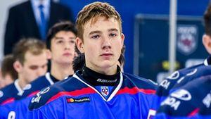 Новичок СКА— фаворит среди русских на драфте НХЛ. Но в Питере Свечков не пробьется в основу из-за легионеров