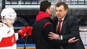 Знарок героически бился против ЦСКА, затащив чемпиона в овертайм. Но «Спартак» все равно начал плей-офф с поражения