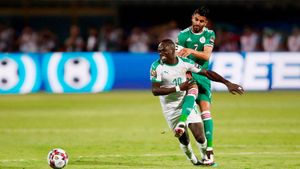 Сенегал — Алжир 0:1. Марез обыграл Мане и забрал Кубок Африки. Как это было