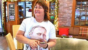 Вяльбе: «С удовольствием встретилась бы с Путиным. Писала в этом году на горячую линию, но мне никто не ответил»