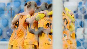 «Арсенал» вырвал победу в Нижнем Новгороде благодаря голу на последних секундах